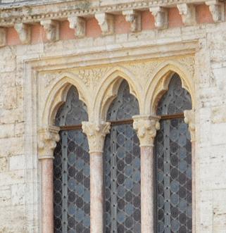 Centro storico di Perugia – azioni a breve termine